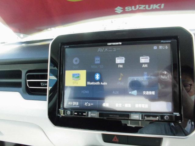 Bluetoothオーディオも接続できるのでドライブも快適♪フルセグ☆