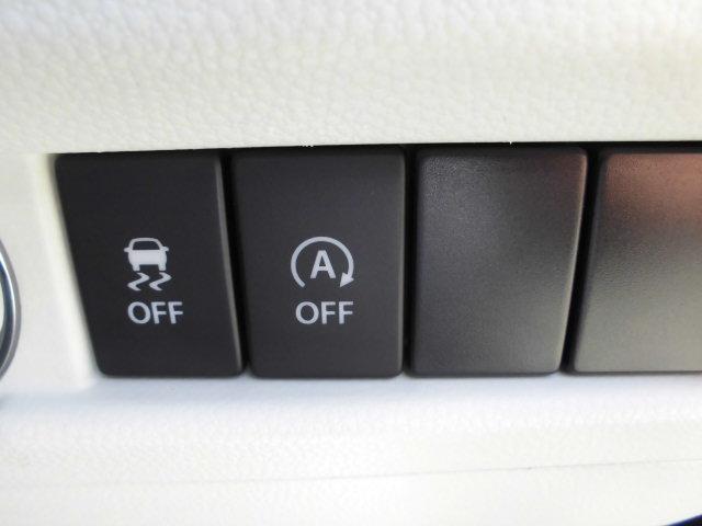 アイドリングストップOFFボタン画像です!
