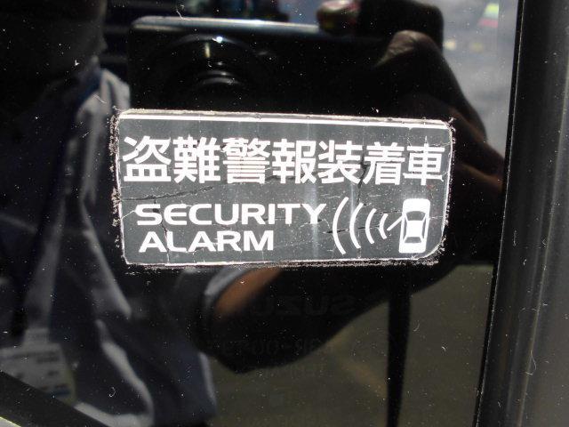 盗難警報装着車で大切なお車を守ります!