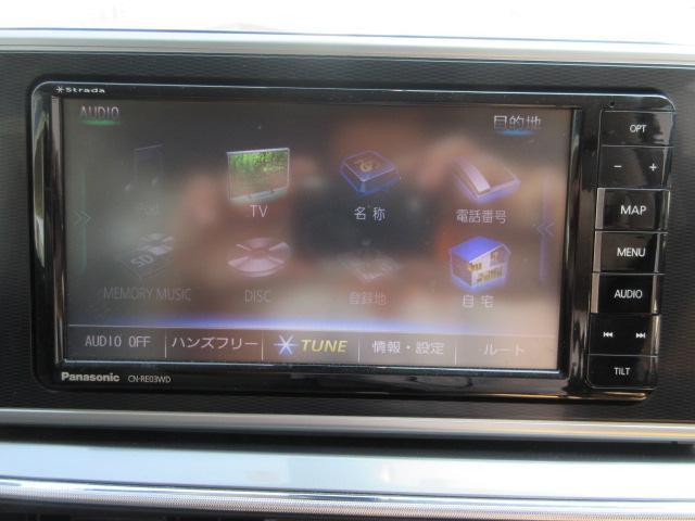 スタイルG SA2 社外ナビ Bカメラ ETC 1年保証(4枚目)