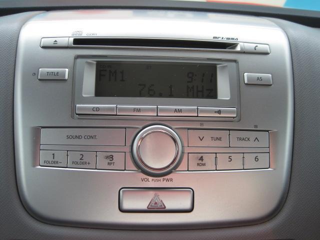 スズキ ワゴンR FX MH23型 CDステレオ 1年保証