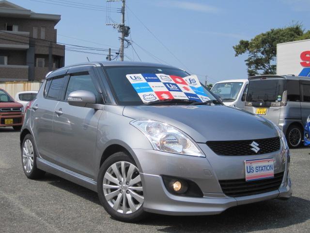 「スズキ」「スイフト」「コンパクトカー」「福岡県」の中古車9