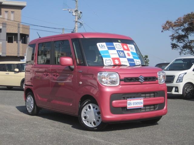 「スズキ」「スペーシア」「コンパクトカー」「福岡県」の中古車37