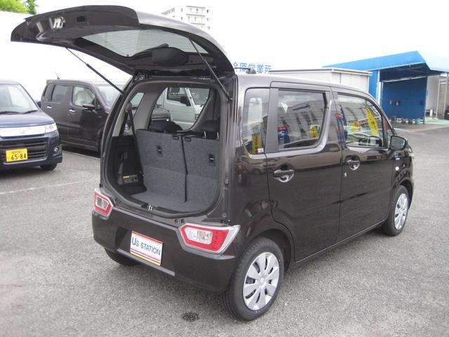 HYBRID FX 社用車UP サポカー シートヒーター付(22枚目)