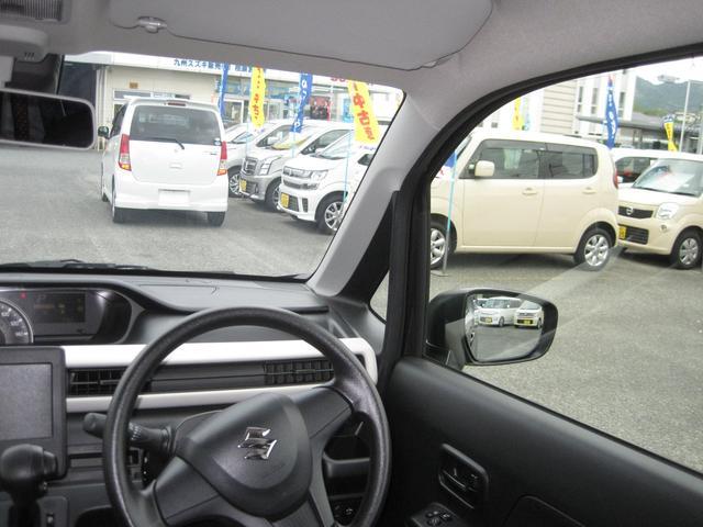 HYBRID FX 社用車UP サポカー シートヒーター付(24枚目)