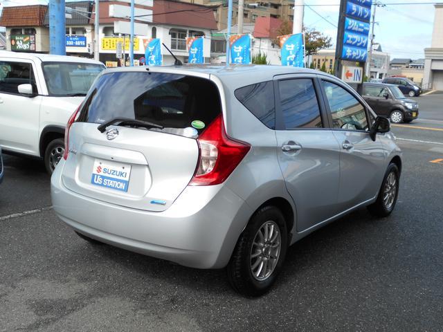 「日産」「ノート」「コンパクトカー」「福岡県」の中古車9
