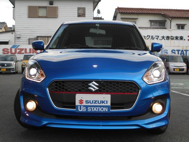 「スズキ」「スイフト」「コンパクトカー」「福岡県」の中古車8