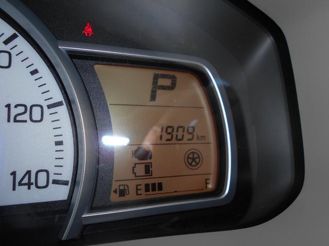 走行距離は1900キロ程度です。まだまだお乗りいただけます。