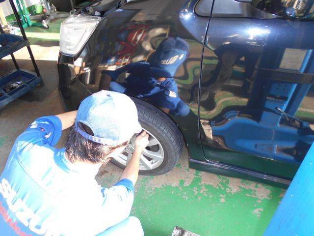 専門のスタッフによる、点検・車検も受け付けております!!お問い合わせください。