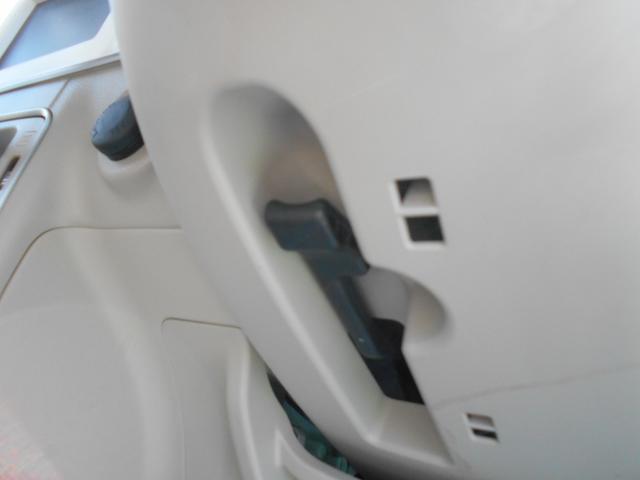 チルトステアリングが付いてるので、ハンドルの高さが調節できます