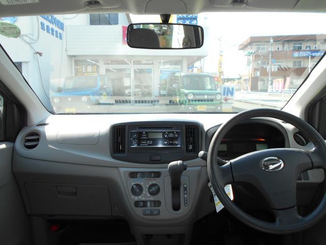 インパネ全体!!視界も良好で運転し易い♪小回りが利くから、運転が苦手でも狭い路地や駐車場でも運転しやすいですよ◎