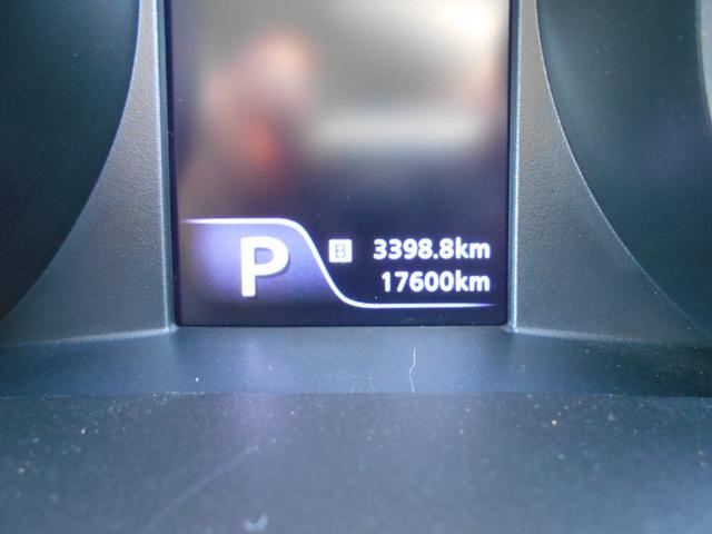 現在の走行距離は17,600kmと少なめです♪