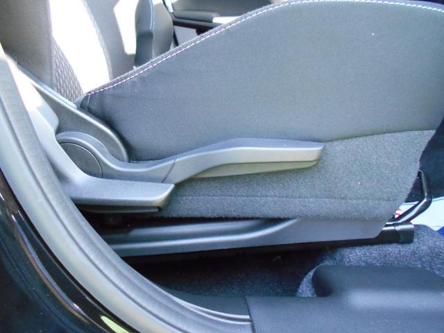 シートリフターが付いてるので、座席の高さが調節できます