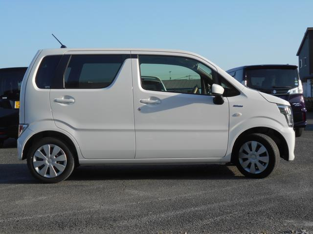 HYBRID FX オーディオレス キーレス 新車保証継承(9枚目)