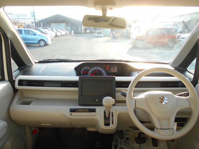 HYBRID FX オーディオレス キーレス 新車保証継承(21枚目)