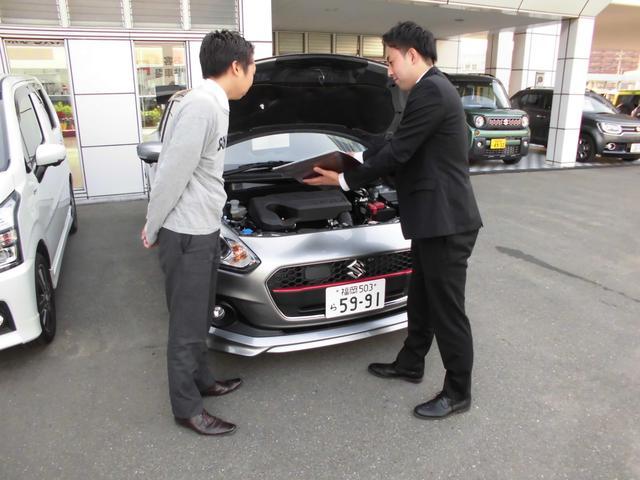 HYBRID FX オーディオレス キーレス 新車保証継承(65枚目)