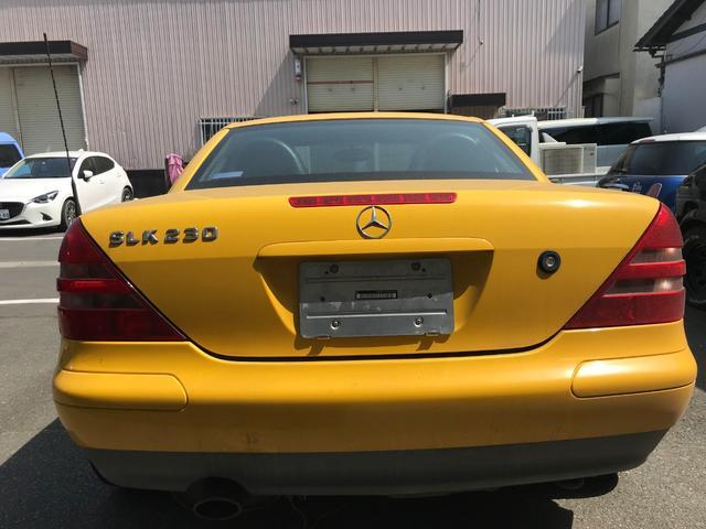 「メルセデスベンツ」「SLクラス」「オープンカー」「福岡県」の中古車9
