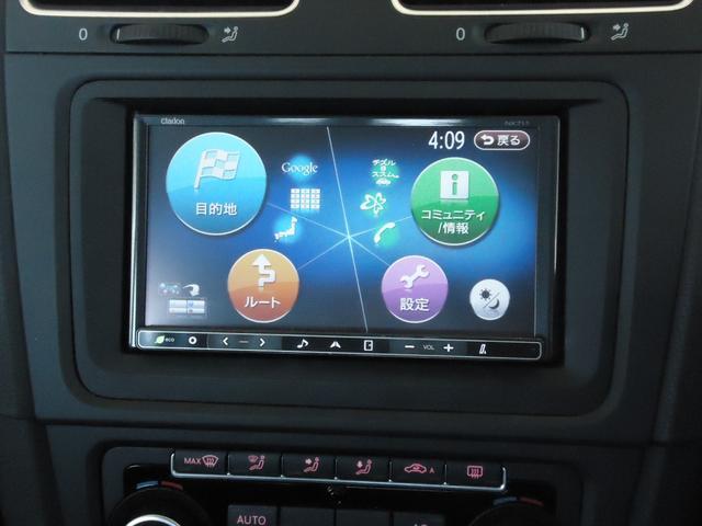 TSIコンフォートライン /SDナビ フルセグ ETC Bluetooth DVD CD オートライト 純正アルミ キーレス 盗難防止システム サイドエアバッグ ABS オートエアコン(3枚目)