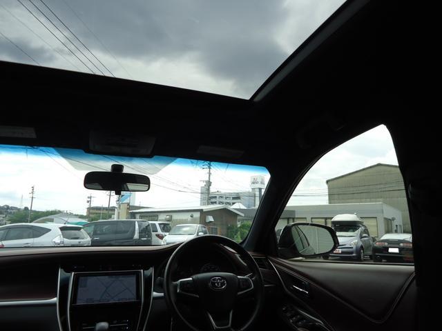エレガンス サンルーフ 純正9インチナビ 地デジ バックカメラ ETC プッシュスタート オートエアコン 運転席パワーシート Bluetooth ハーフレザーシート ステアリングスイッチ(4枚目)