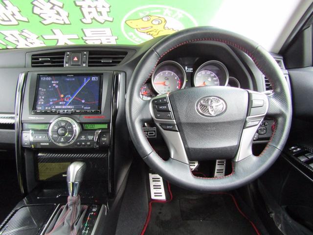 トヨタ マークX 250GS G's 8型ナビ 専用エアロ 19AW 限定車