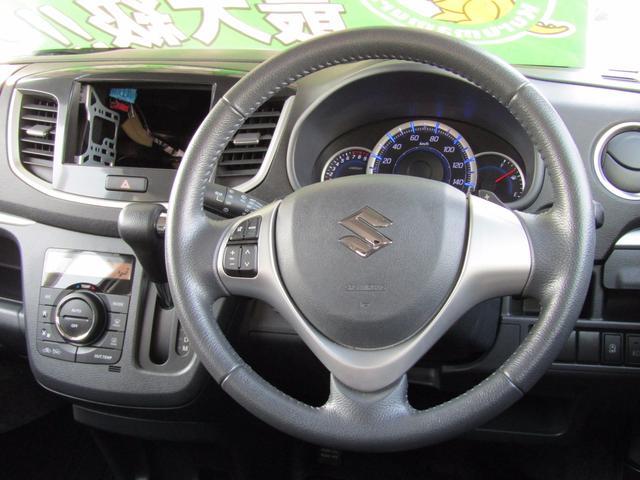 スズキ ワゴンRスティングレー T パドルシフト アイドリングS CVTターボ