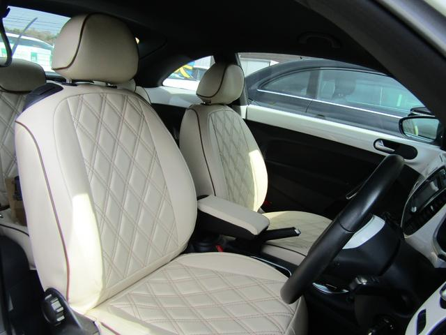 フォルクスワーゲン VW ザ・ビートル デザイン フルセグSDナビ HALTフルエアロ KW車高調