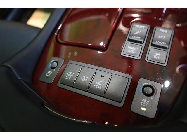 レクサス LS LS460VerSZ I-PG HDD黒革 マークレビンソン