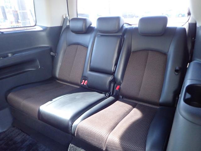 ★後部座席でもゆったりとしていただける事ができますよ★長旅も大勢で楽しんで頂けます★