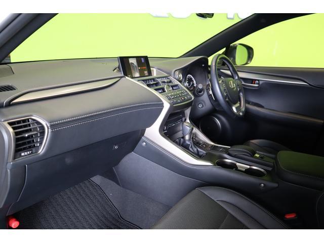 NX200t Fスポーツ フルセグSDマルチ S&Bカメラ  黒革エアシート 三眼フルLED Pバックドア プリクラッシュ レーダークルーズ 4気筒ICターボ 6AT(38枚目)