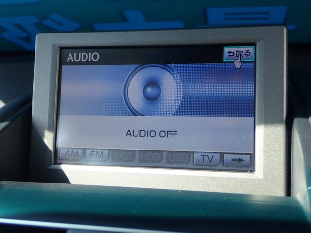 HS250h HDDナビ 18AW フルセグHDDナビ DVD LED オートLED ETC ミラーウインカー 10SRS 新品WORK18AW CVT(9枚目)