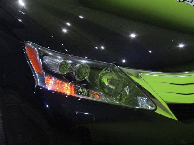 HS250h HDDナビ 18AW フルセグHDDナビ DVD LED オートLED ETC ミラーウインカー 10SRS 新品WORK18AW CVT(37枚目)