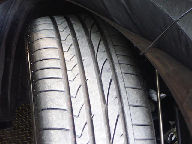 ★タイヤの状態も御覧のように十分な溝が残っています!★
