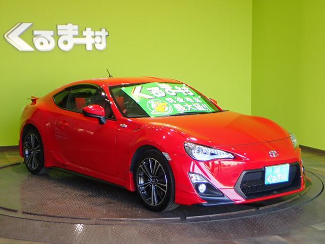 GT-LTD フルセグナビ TRDエアロ ハーフレザー 6速(4枚目)