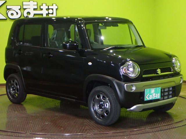 「スズキ」「ハスラー」「コンパクトカー」「福岡県」の中古車4