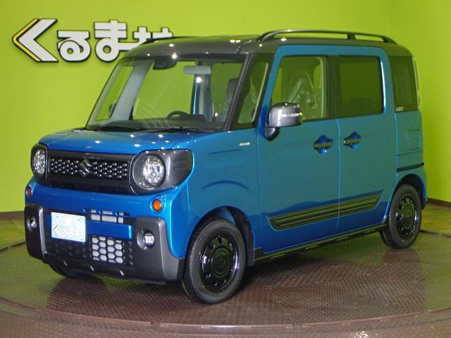 「スズキ」「スペーシアギア」「コンパクトカー」「福岡県」の中古車3