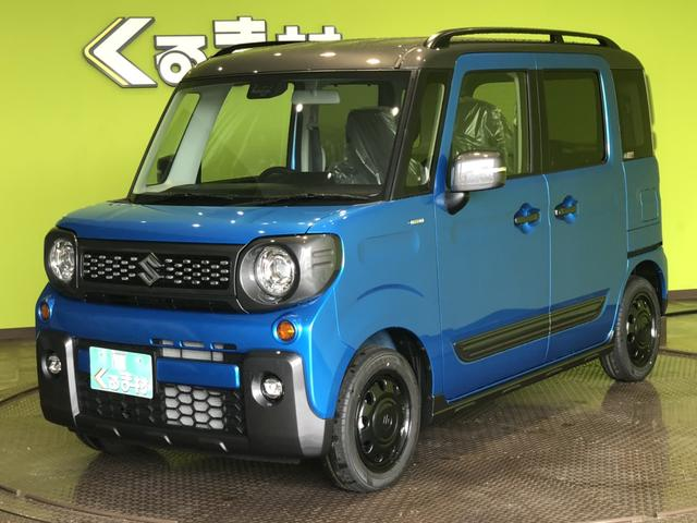 「スズキ」「スペーシアギア」「コンパクトカー」「福岡県」の中古車42