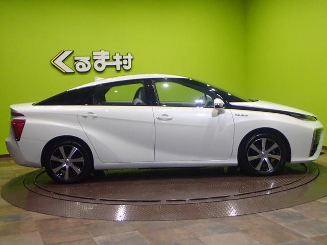 「トヨタ」「MIRAI」「セダン」「福岡県」の中古車5