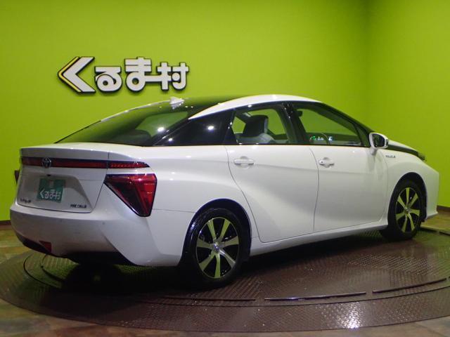 「トヨタ」「MIRAI」「セダン」「福岡県」の中古車45