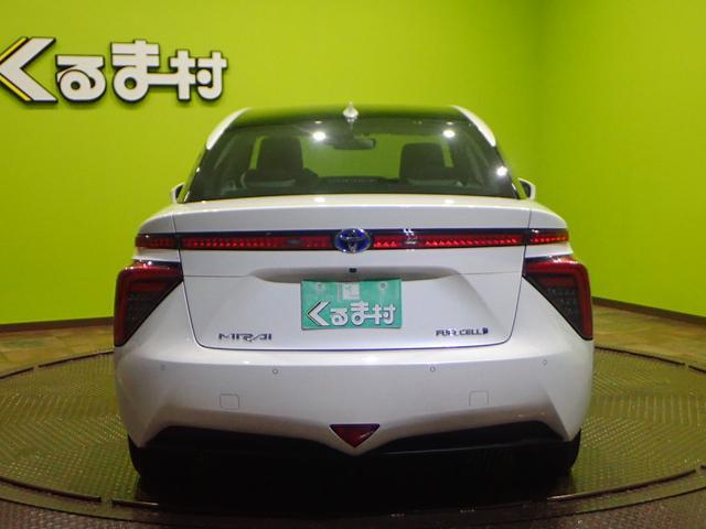 「トヨタ」「MIRAI」「セダン」「福岡県」の中古車46