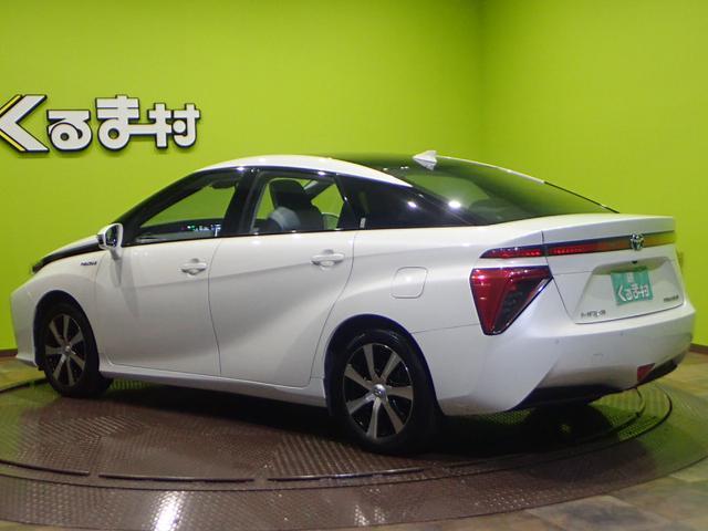 「トヨタ」「MIRAI」「セダン」「福岡県」の中古車47