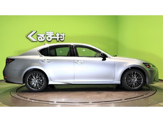 GS300hブラックシークエンス SDマルチ本革 特別仕様車(5枚目)