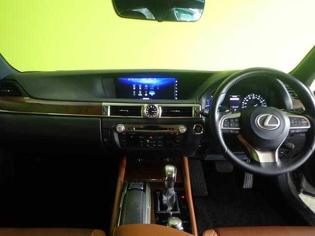 GS300hブラックシークエンス SDマルチ本革 特別仕様車(6枚目)