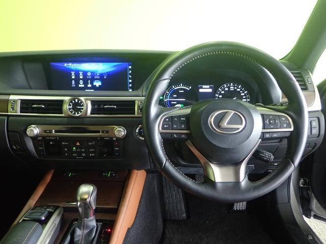 GS300hブラックシークエンス SDマルチ本革 特別仕様車(7枚目)