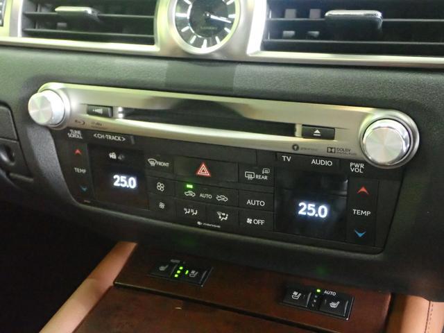 GS300hブラックシークエンス SDマルチ本革 特別仕様車(12枚目)