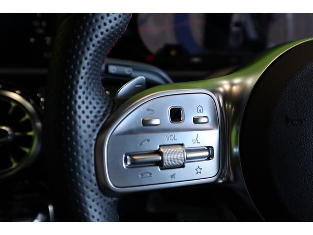A180スタイルAMGラインナビPGレザーEXCパノラマSR ワンオーナー車・ナビパッケージ&レザーエクスクルーシブPG・パノラマSR・AMG18インチAW・純正ナビ・360度カメラ・ドラレコ・7AT(19枚目)