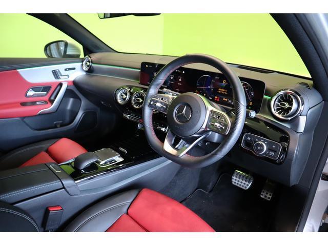 A180スタイルAMGラインナビPGレザーEXCパノラマSR ワンオーナー車・ナビパッケージ&レザーエクスクルーシブPG・パノラマSR・AMG18インチAW・純正ナビ・360度カメラ・ドラレコ・7AT(28枚目)