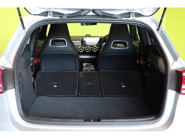 A180スタイルAMGラインナビPGレザーEXCパノラマSR ワンオーナー車・ナビパッケージ&レザーエクスクルーシブPG・パノラマSR・AMG18インチAW・純正ナビ・360度カメラ・ドラレコ・7AT(33枚目)
