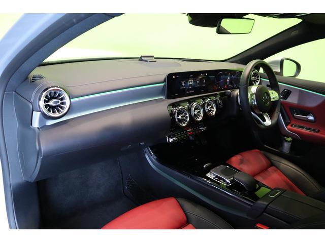 A180スタイルAMGラインナビPGレザーEXCパノラマSR ワンオーナー車・ナビパッケージ&レザーエクスクルーシブPG・パノラマSR・AMG18インチAW・純正ナビ・360度カメラ・ドラレコ・7AT(37枚目)