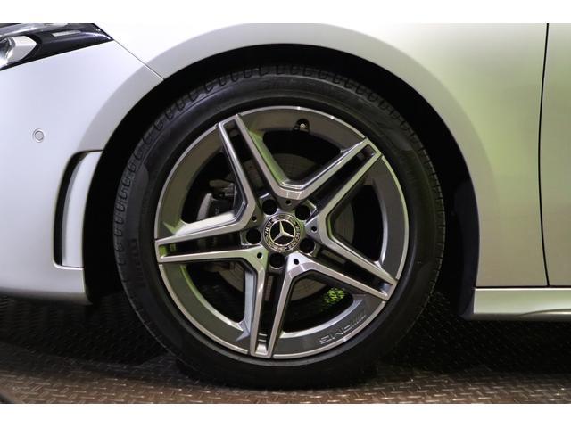 A180スタイルAMGラインナビPGレザーEXCパノラマSR ワンオーナー車・ナビパッケージ&レザーエクスクルーシブPG・パノラマSR・AMG18インチAW・純正ナビ・360度カメラ・ドラレコ・7AT(47枚目)