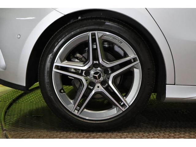 A180スタイルAMGラインナビPGレザーEXCパノラマSR ワンオーナー車・ナビパッケージ&レザーエクスクルーシブPG・パノラマSR・AMG18インチAW・純正ナビ・360度カメラ・ドラレコ・7AT(48枚目)